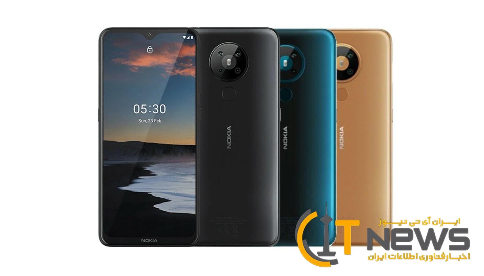 بزودی Nokia 5.3 بطور رسمی معرفی خواهد شد